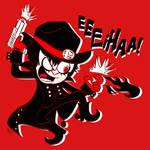 It's Cowboy Joker (Persona 5)! EEEIHAA!