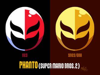 SMB2 Glossy Phanto Mask Designs by Mast3r-Rainb0w