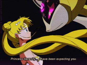 '90sthetic' Style: Princess Serenity meets Lunala by Mast3r-Rainb0w