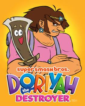 Doriyah the Destroyer (Ganondorf x DTE Parody)