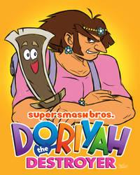 Doriyah the Destroyer (Ganondorf x DTE Parody) by Mast3r-Rainb0w