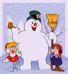 [C] Happy 50th Birthday, Frosty the Snowman!