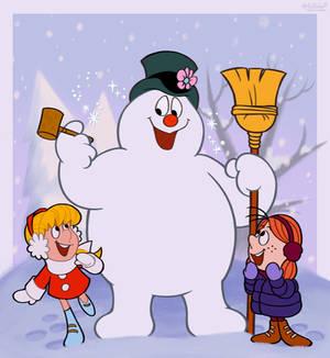 [C] Happy 50th Birthday, Frosty the Snowman!