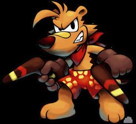 'Mario + Luigi' RPG Style: Ty the Tasmanian Tiger