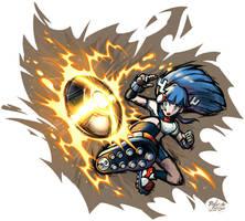 [C] 'Mario Strikers' Style: Yamato (Kamiko)