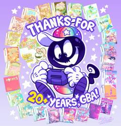 GameBoy Advance's 20th Anniversary!