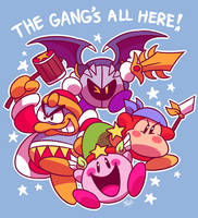 The Return To Dream Land Gang!