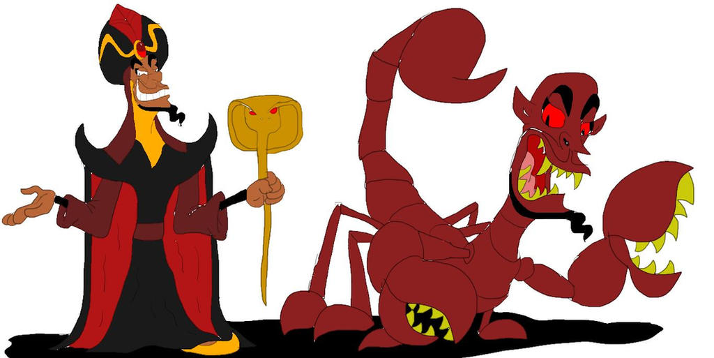 Jafar's Animality (AllDisney Contest - 70.3KB