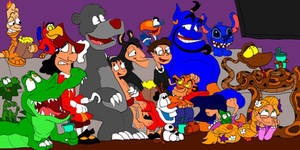 My Top 10 Favorite Walt Disney Animated Classics by SammyD-Productions