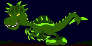 Frankensaurus 2.0 redraw