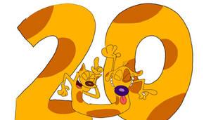 20 Years of Catdog