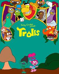 Jiminy Cricket Presents: Trolls by SammyD-Productions