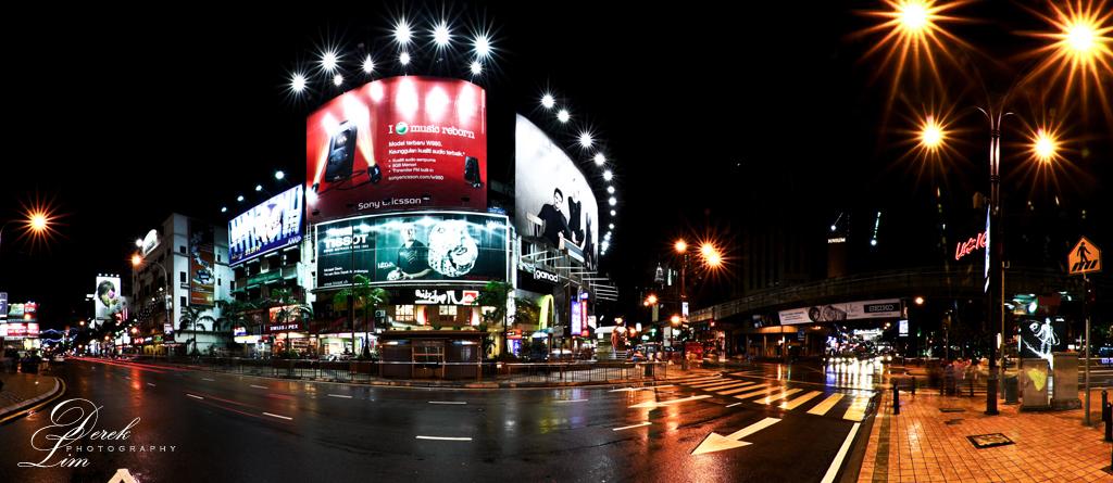 City Lights by derek87