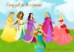 Queens of Disney