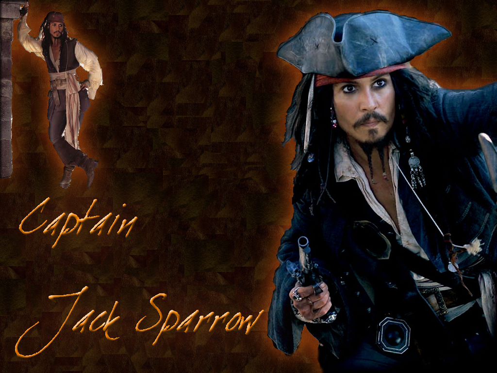 captain jack sparrow by Torenganger