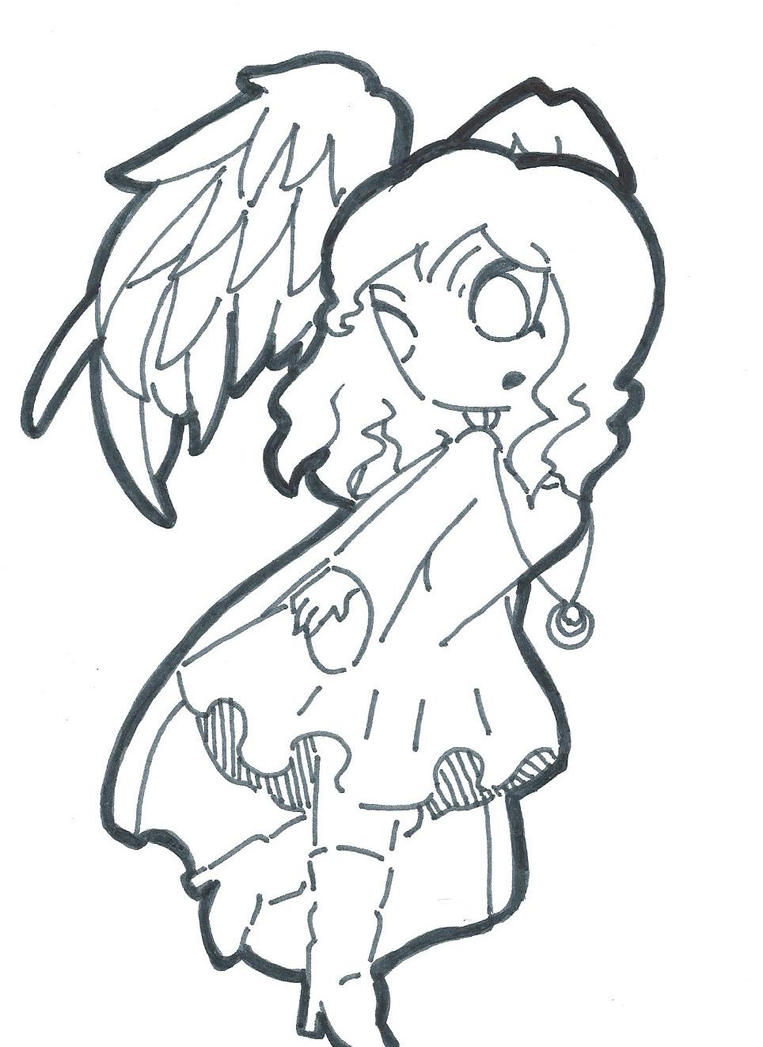 Angel by Jeezica