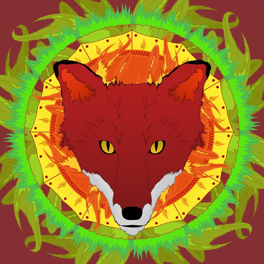 Summer Fox - Kieran Sheehan by KSheehan77
