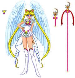 Prototype- Eternal Princess SM DOLL by smcandy