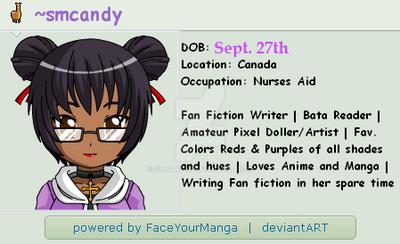 smcandy's Profile Picture