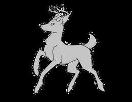 Deer Base - P2U by Master-Crimmy