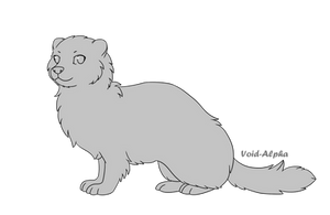 Ferret Base - F2U by Master-Crimmy