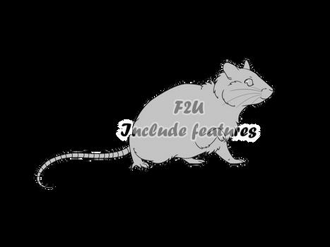 Rodent Base - F2U