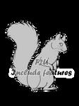 Squirrel Base - F2U