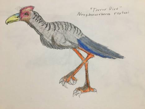 Lost World Spec Challenge: Terror Bird