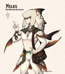 Zora oc: Niles