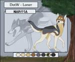 DOW Character app: Nakota