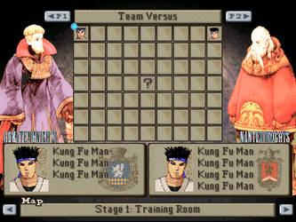 Final Fantasy Tactics Screenpack (Select Screen) by usetheforcehan