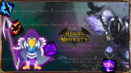 Prophet Wallpaper ~Heroes of Newerth~ by usetheforcehan