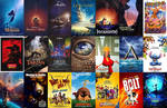 Disney Movie Posters 2