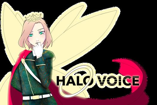 Halo voice asmr skin 18