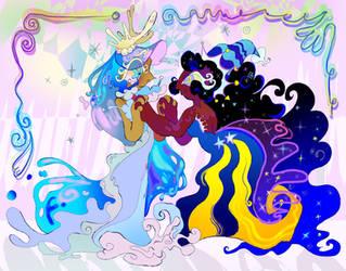 sea fairy moonlight
