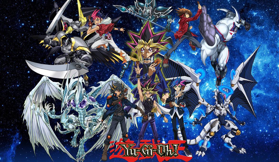 Yu-Gi-Oh! Wallpaper 2 by 123YAMIYUGI ...