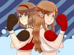 APH- Boxing girls [RQ]