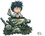 Lets ride a MetalSlug