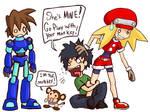 Megaman Legends Fanboyism