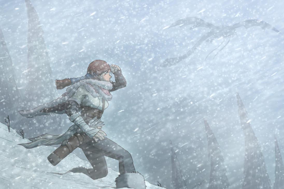 Blizzard by camac
