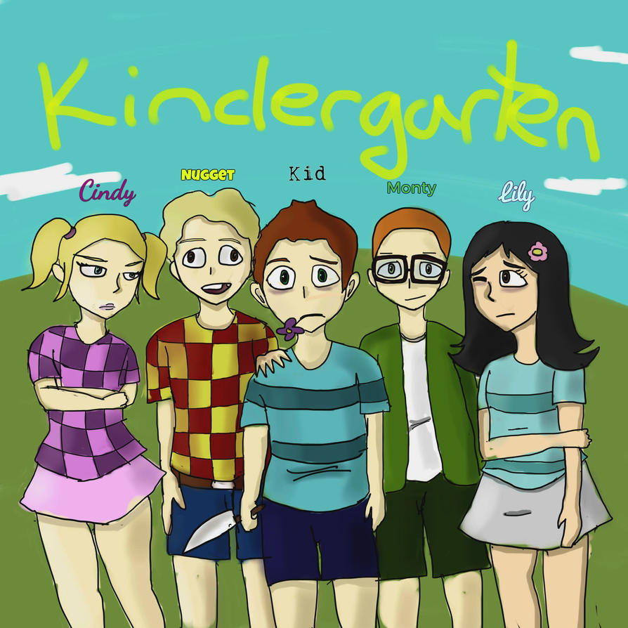 The Kids Of Kindergarten By Julitakreations On DeviantArt