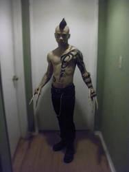 Daken cosplay by JamesMarsano