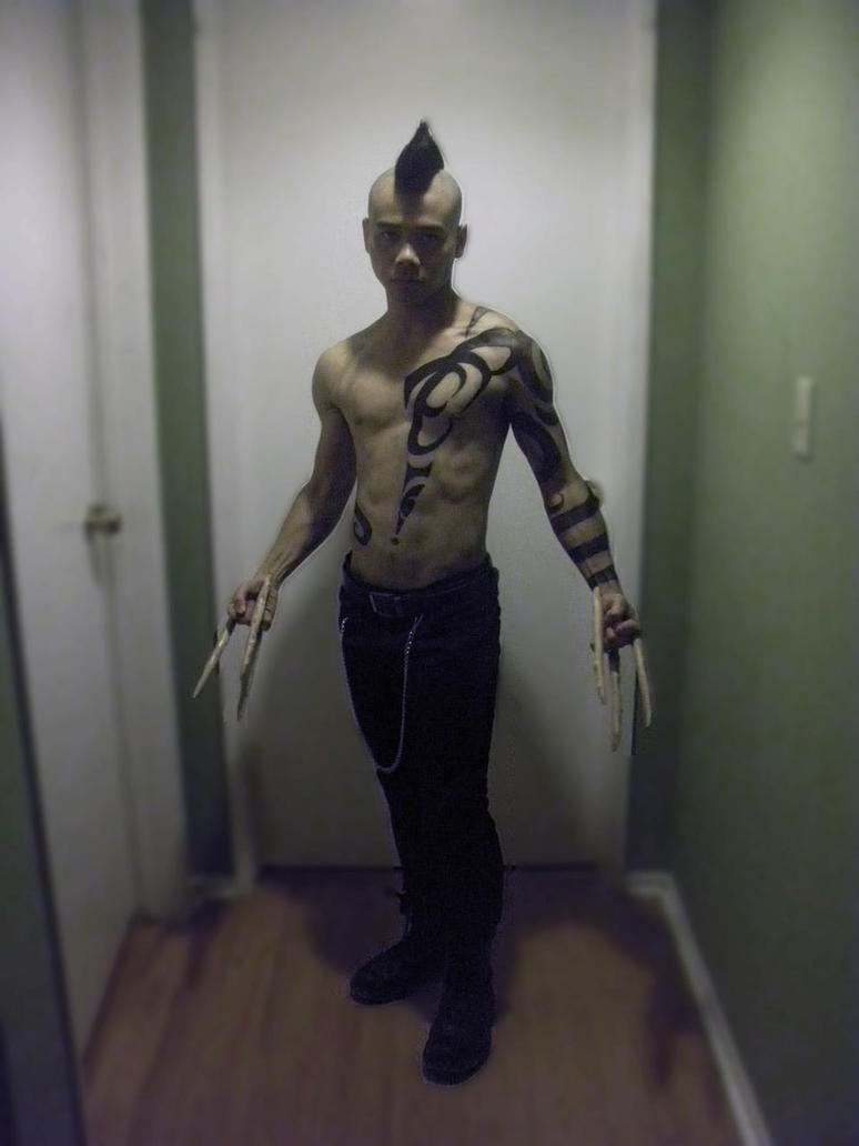Daken cosplay by JamesMarsano