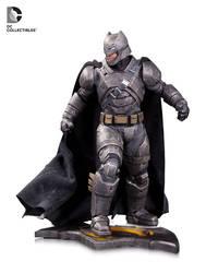 Batman V Superman : DOJ - ARMORED BATMAN by JamesMarsano