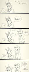 Foxy's Take On 46 by Myebi