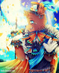 FNAF   Azur Heaven