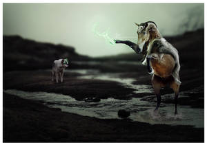 -- DREAD WOLF
