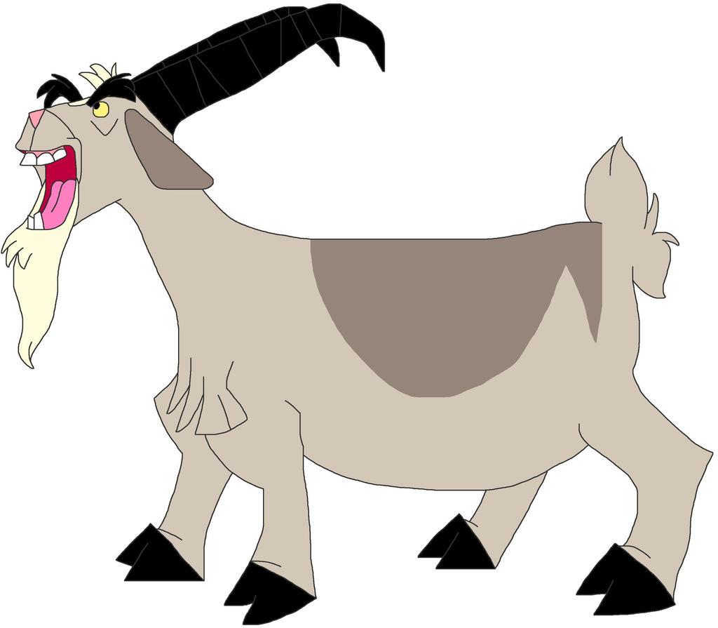 Jeb the Goat by Captain-Art-hero on DeviantArt