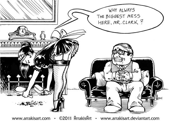 Goomnicks29: Biggest Mess 2011 by arrakisart