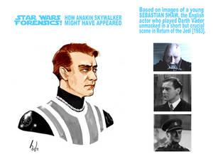 Star Wars Forensics - Anakin